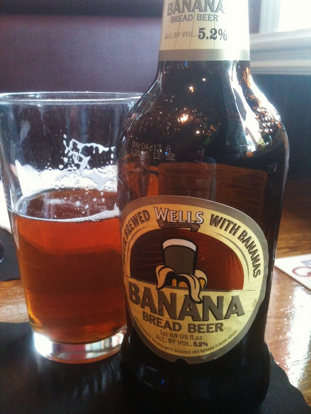 Wells Banana Bread Beer  Wells Banana Bread Beer Detailed Review