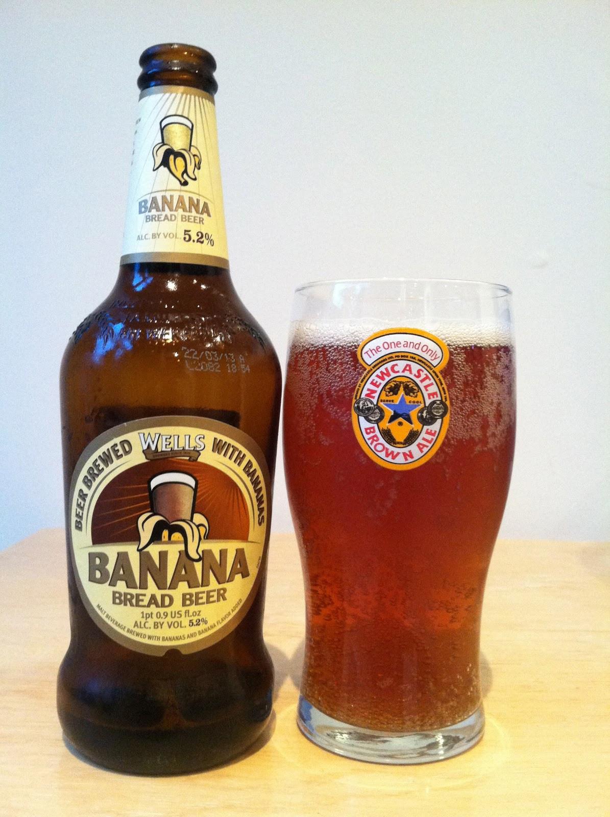 Wells Banana Bread Beer  The Best Beer Blog Wells Banana Bread Beer