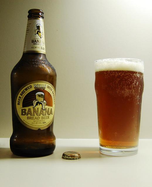 Wells Banana Bread Beer  Banana Bread Beer