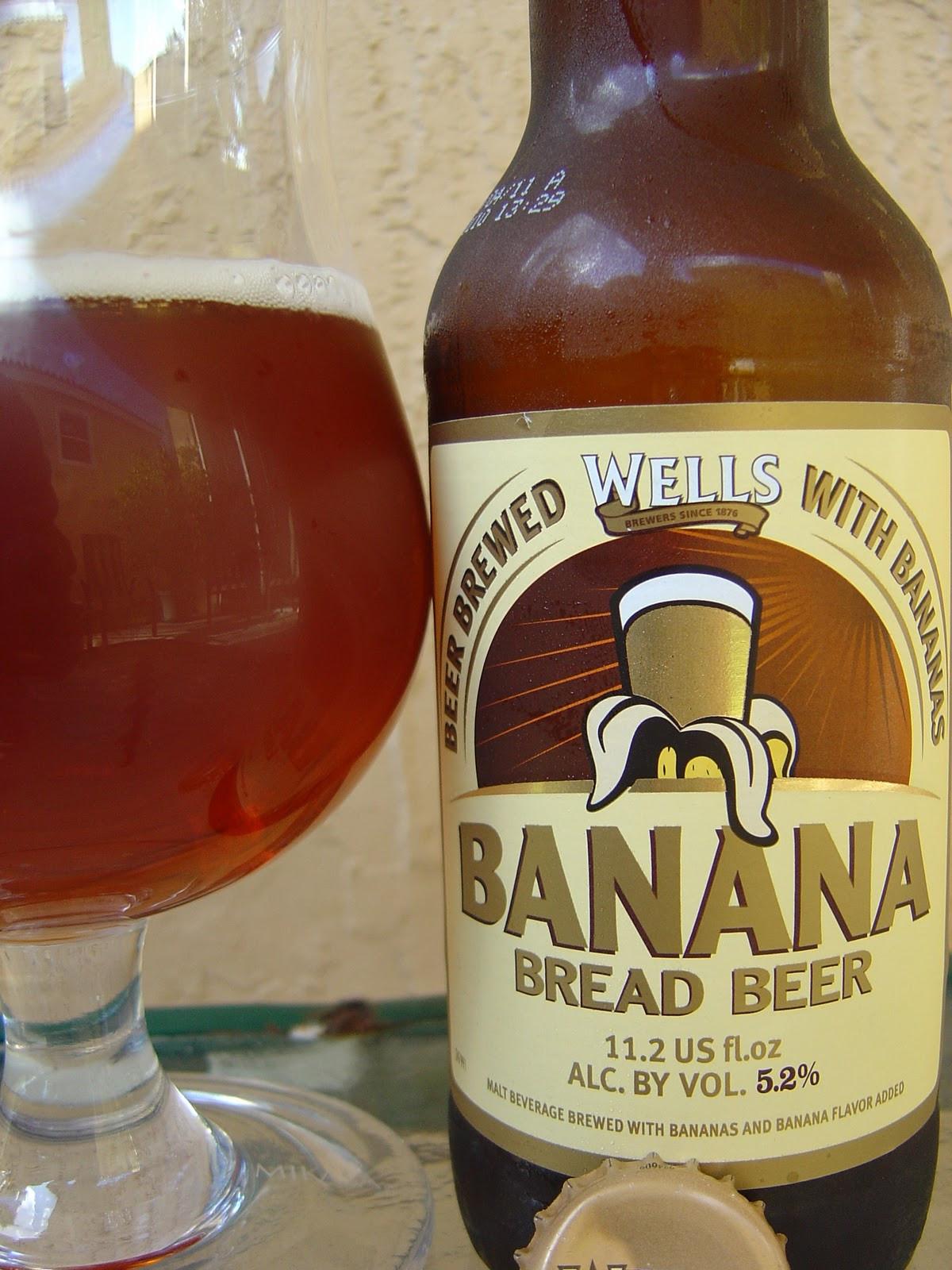 Wells Banana Bread Beer  Daily Beer Review Wells Banana Bread Beer