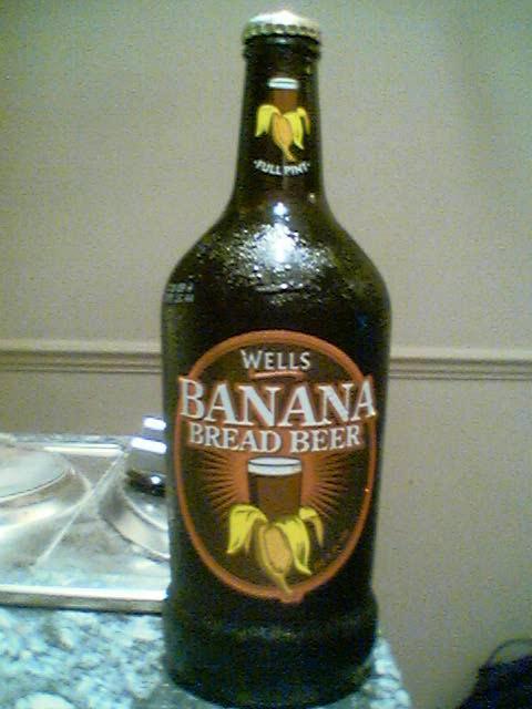 Wells Banana Bread Beer  Beer Review Wells Banana Bread Beer