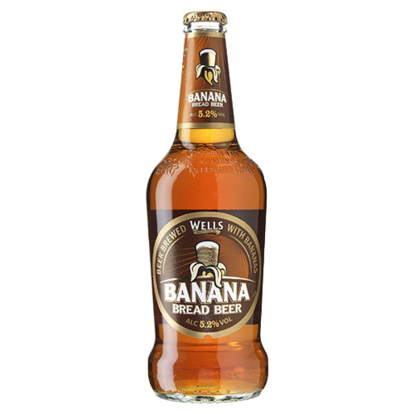 Wells Banana Bread Beer  Gr8er than Seven Beer o' The Week Number Eight