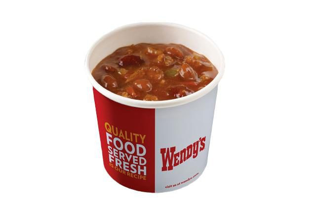 Wendy'S Baked Potato  The 14 Healthiest Foods at Fast Food Restaurants