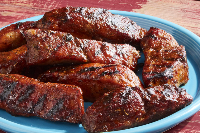 What Are Country Style Pork Ribs  Carolina BBQ Country Style Pork Ribs Kraft Recipes