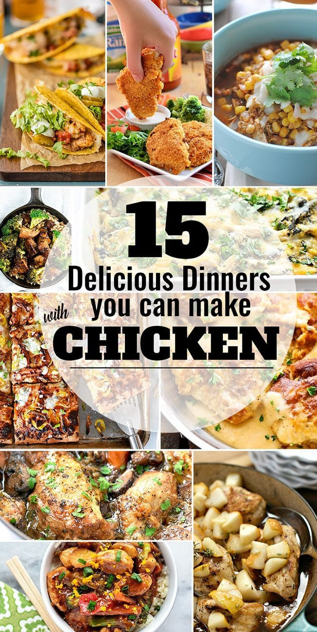 What Can I Make For Dinner Tonight  What to Make for Dinner Easy Dinner Recipes