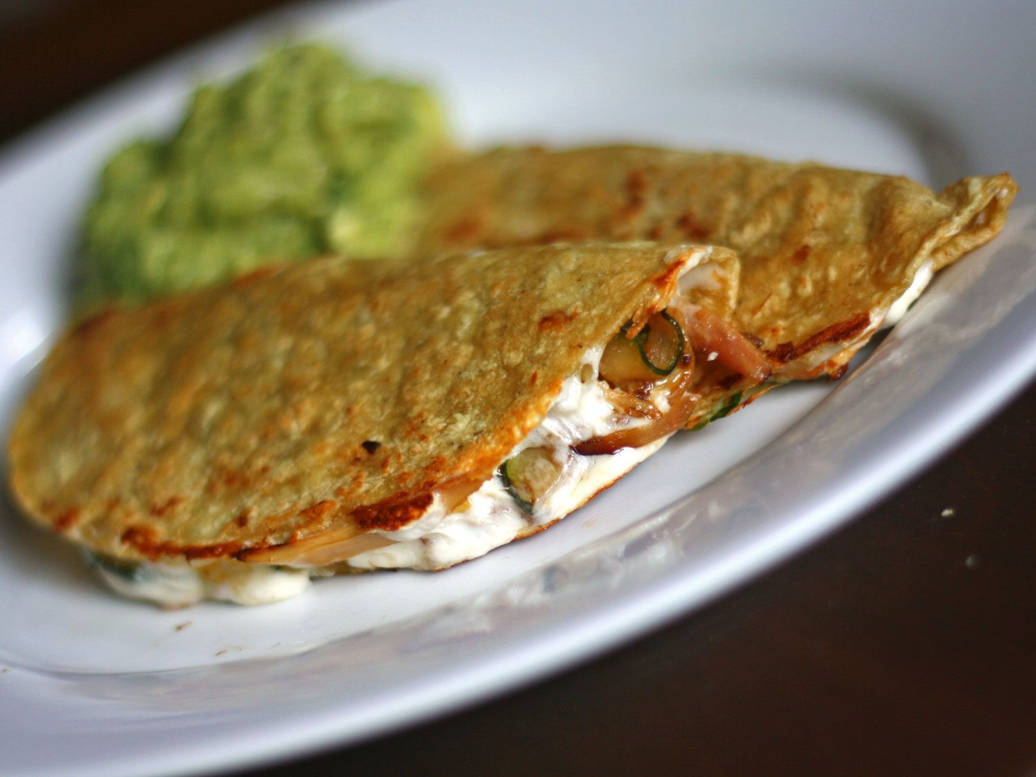 What Can I Make For Dinner Tonight  Quick Chicken and Zucchini Quesadillas Recipe