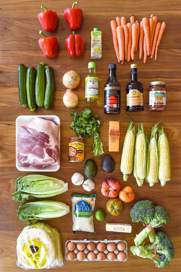 What Can I Make For Dinner With These Ingredients  Here are all the ingre nts you ll need to make these 5