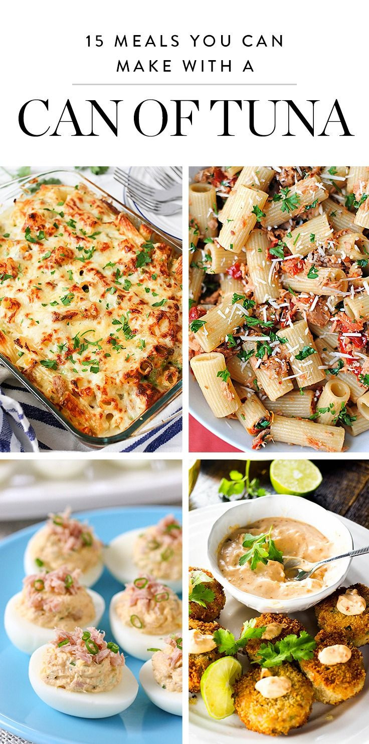 What Can I Make For Dinner With These Ingredients  15 Surprisingly Awesome Meals You Can Make with a Can of