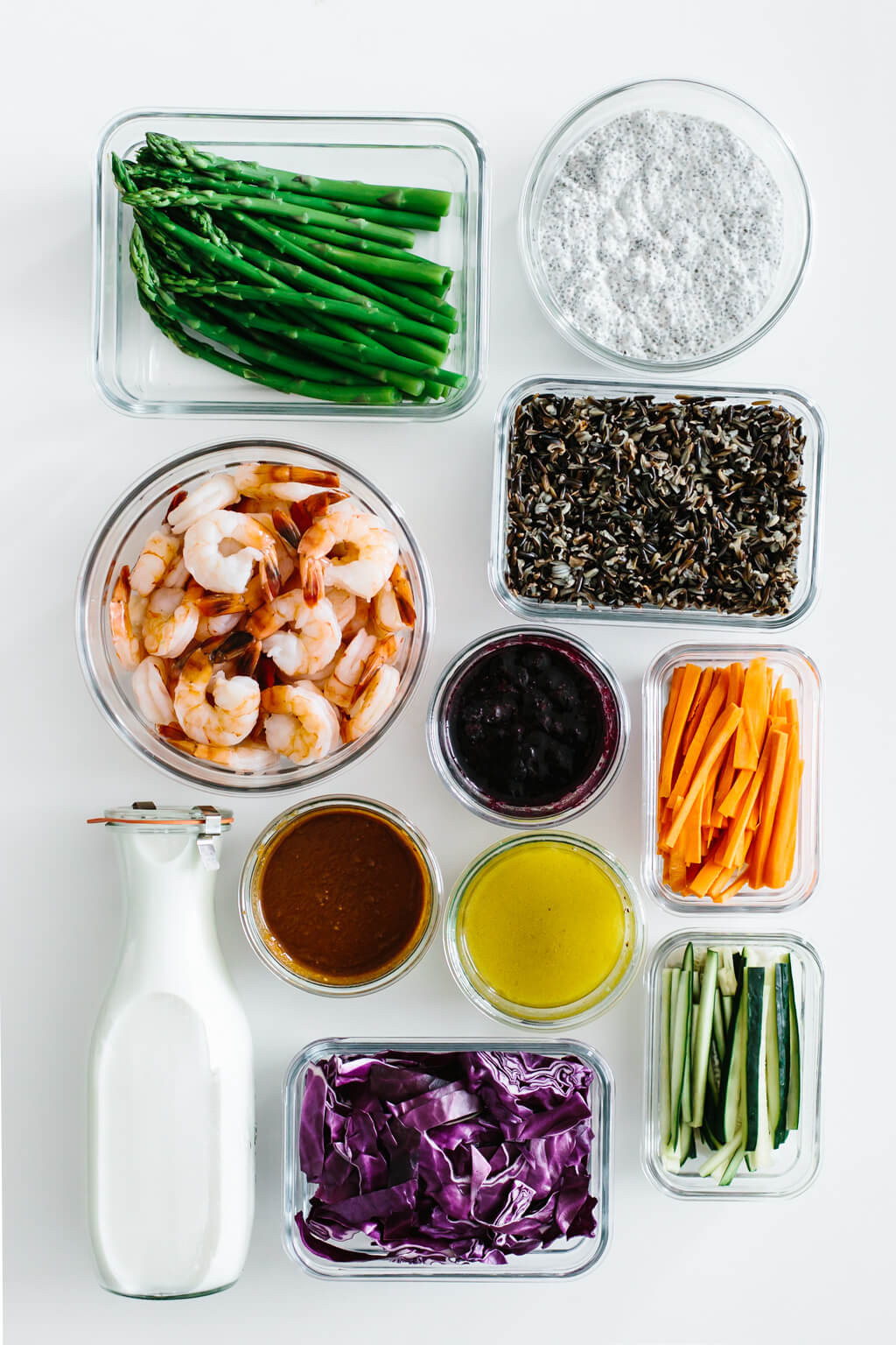 What Can I Make For Dinner With These Ingredients  Meal Prep for Spring Healthy Meal Prep Ideas