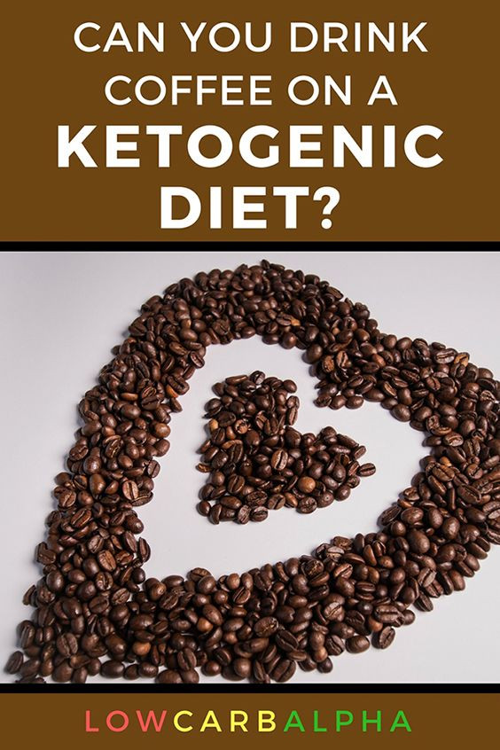 What Can You Drink On The Keto Diet  Can You Drink Coffee on a Ketogenic Diet