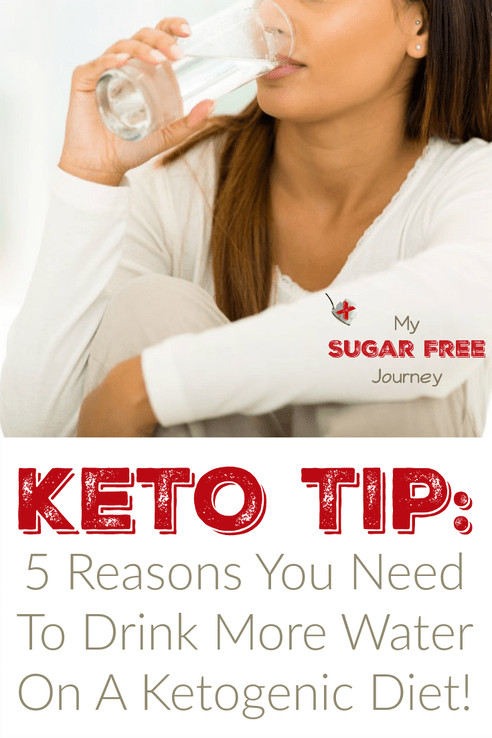 What Can You Drink On The Keto Diet  Keto Tip 5 Reasons You Need To Drink More Water on a