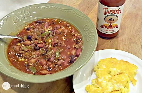 What Goes With Cornbread  Cornbread recipe to go with chili