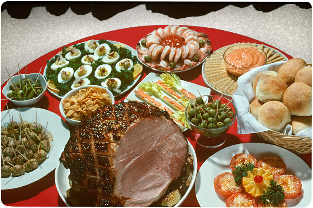 What Goes With Ham Dinner  Holiday Ham Recipe Chowhound