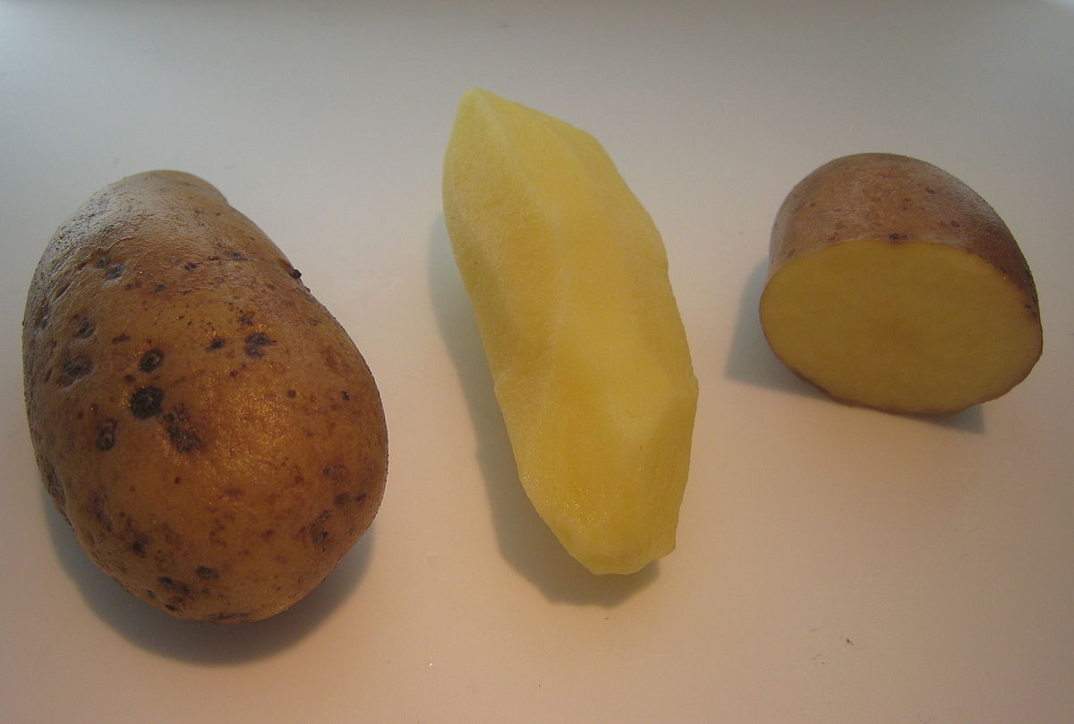 What Is A Potato  Almond potato