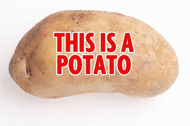 """What Is A Potato  """"What s a potato """" man ruins dinner with girlfriend s"""