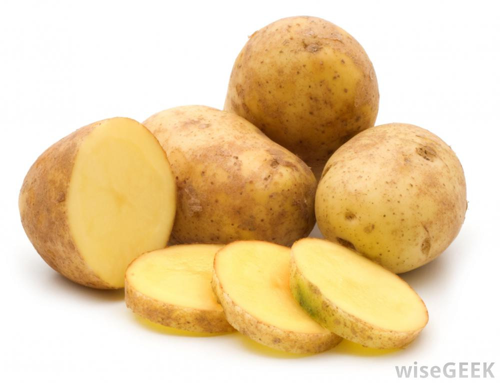 What Is A Potato  What Are Fondant Potatoes with pictures