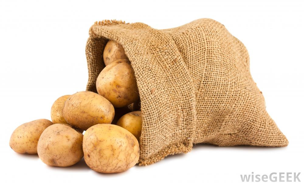What Is A Potato  What is a Russet Potato with pictures