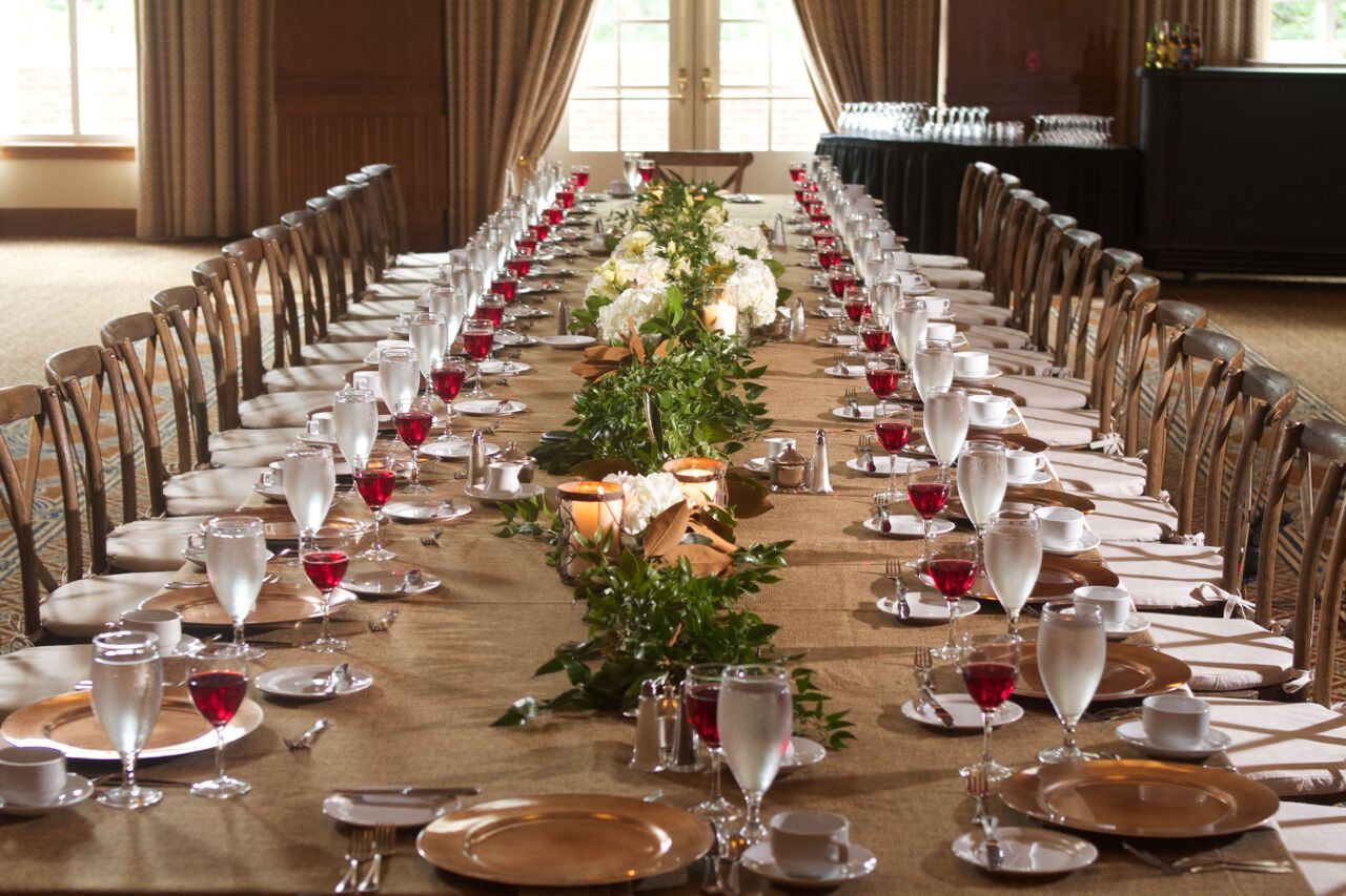 What Is A Rehearsal Dinner  Chapel Hill NC Rehearsal Dinner Venues