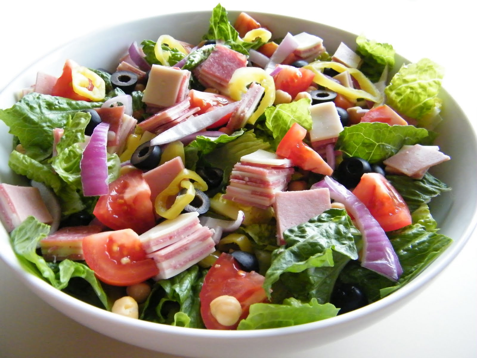 What Is Antipasto Salad  10 Salads to you through the Diet Phase ListDen