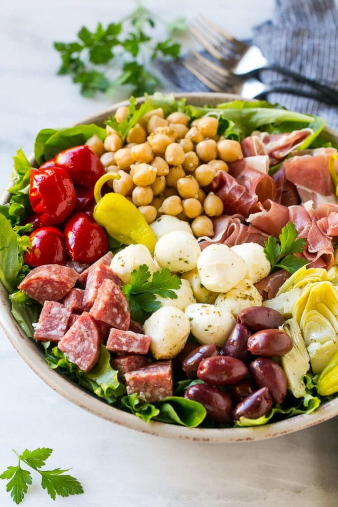 What Is Antipasto Salad  Antipasto Salad Dinner at the Zoo
