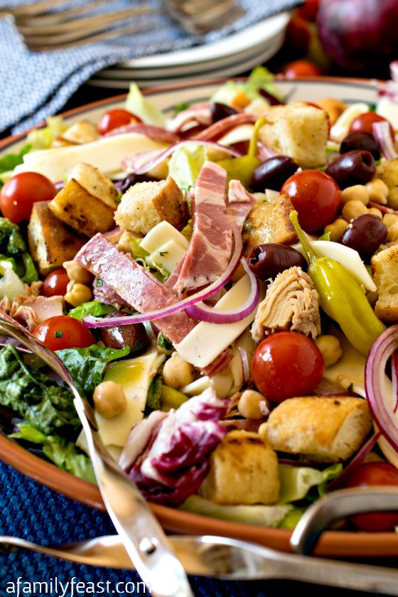 What Is Antipasto Salad  Antipasto Salad This classic Italian salad is simple and