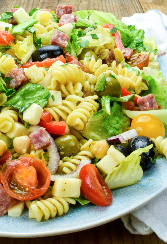 What Is Antipasto Salad  Antipasto Salad Gonna Want Seconds