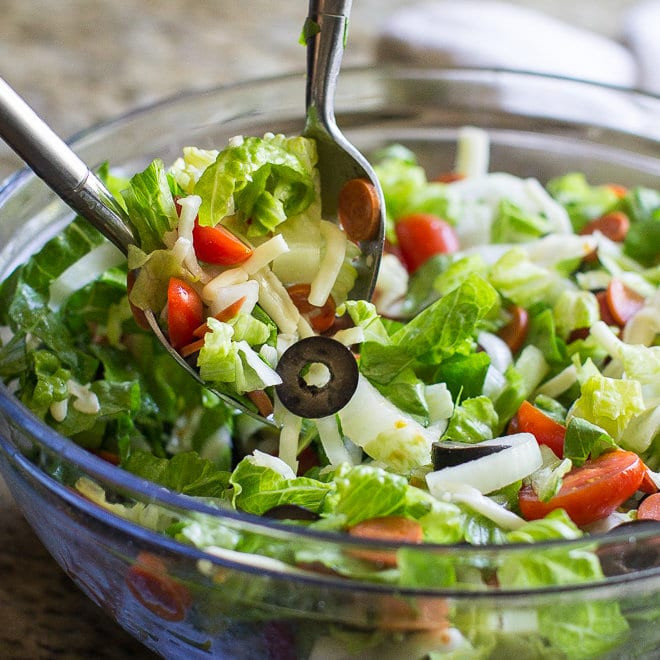 What Is Antipasto Salad  Italian Antipasto Salad