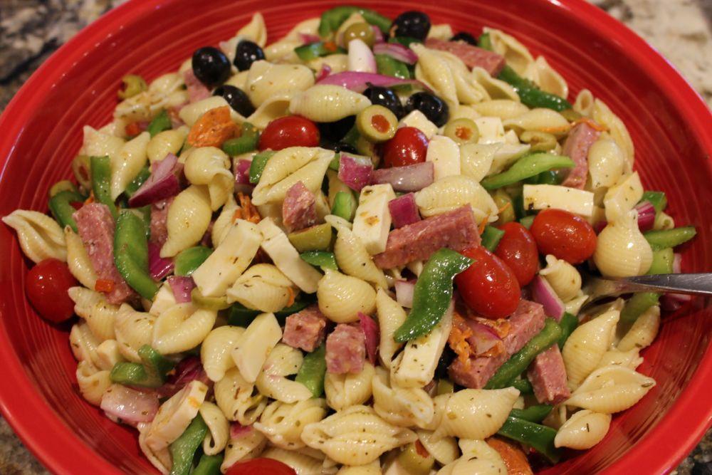 What Is Antipasto Salad  Antipasto Salad