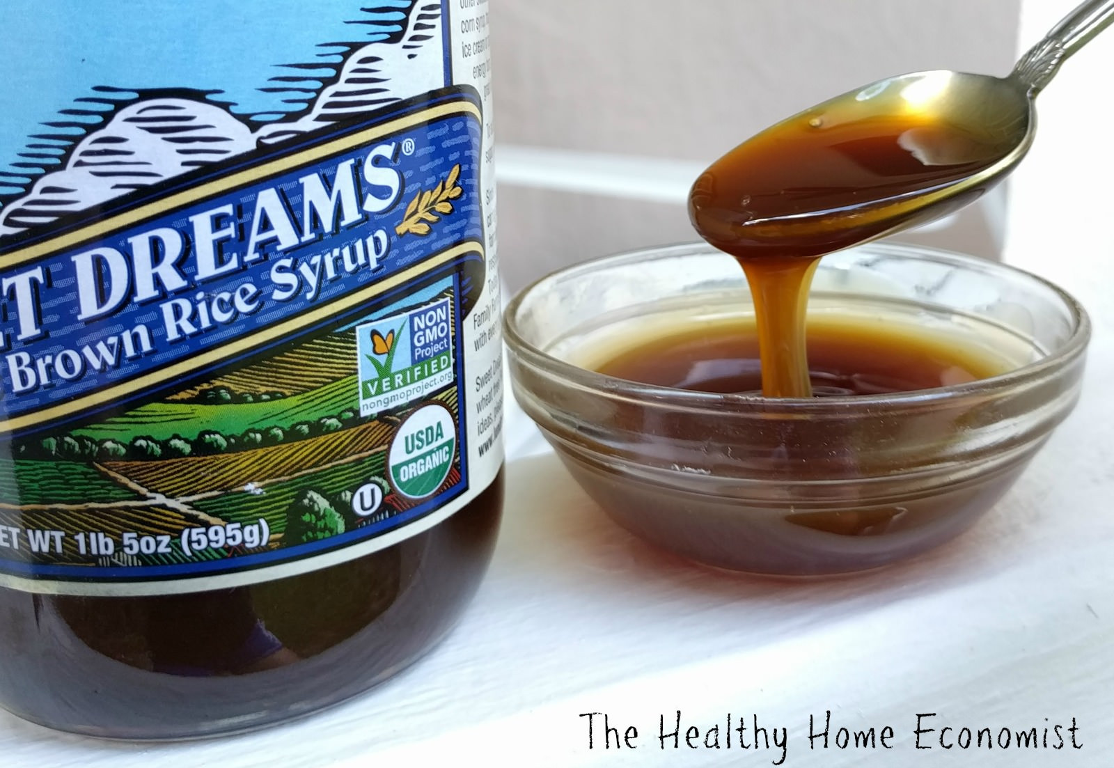 What Is Brown Rice Syrup  The Reality of Brown Rice Syrup