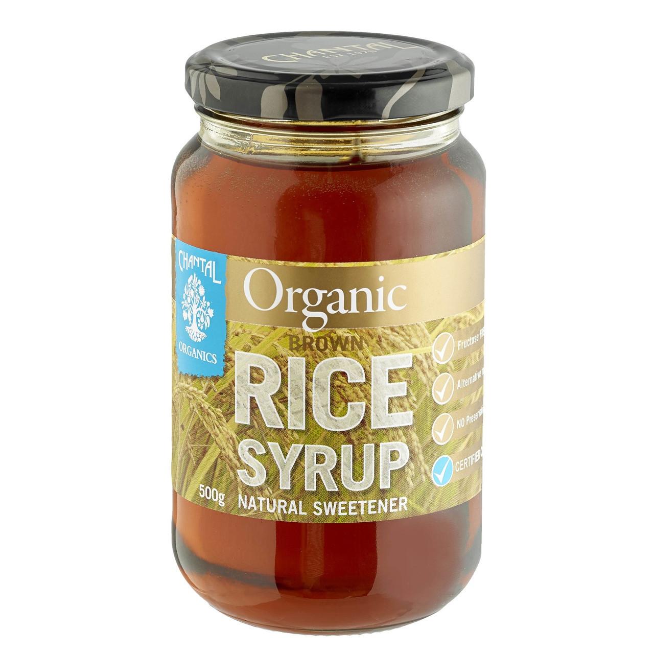 What Is Brown Rice Syrup  Savoury Muesli on Avocado Toast