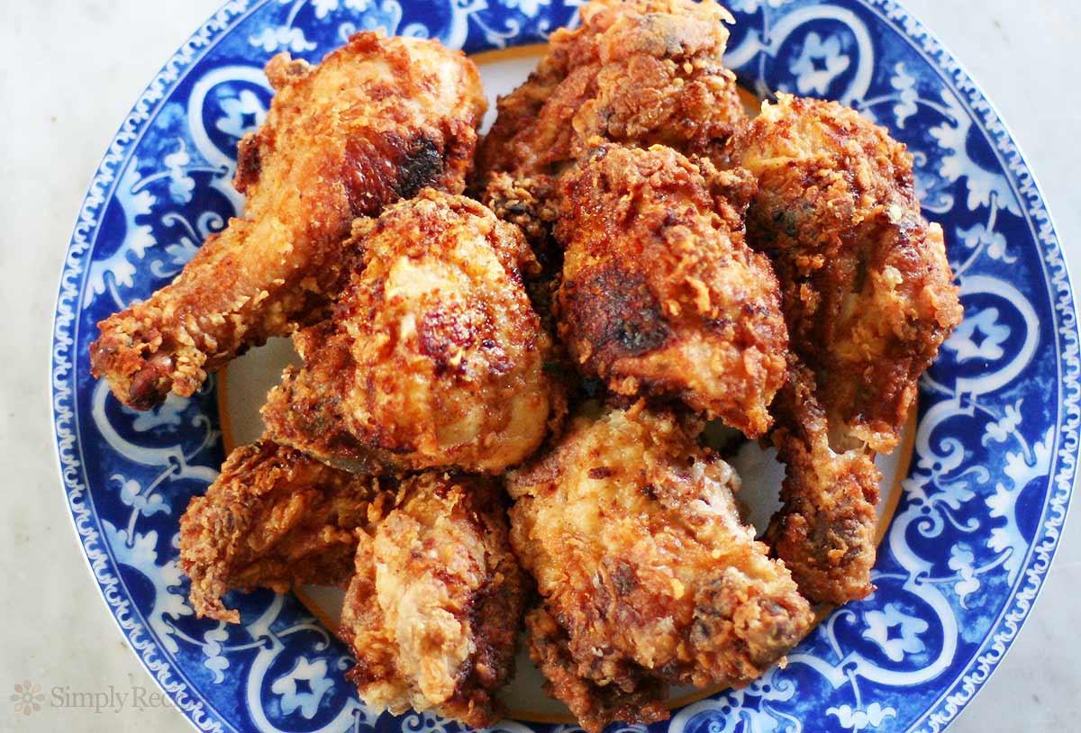 What Is Chicken Fried Chicken  Buttermilk Fried Chicken Recipe