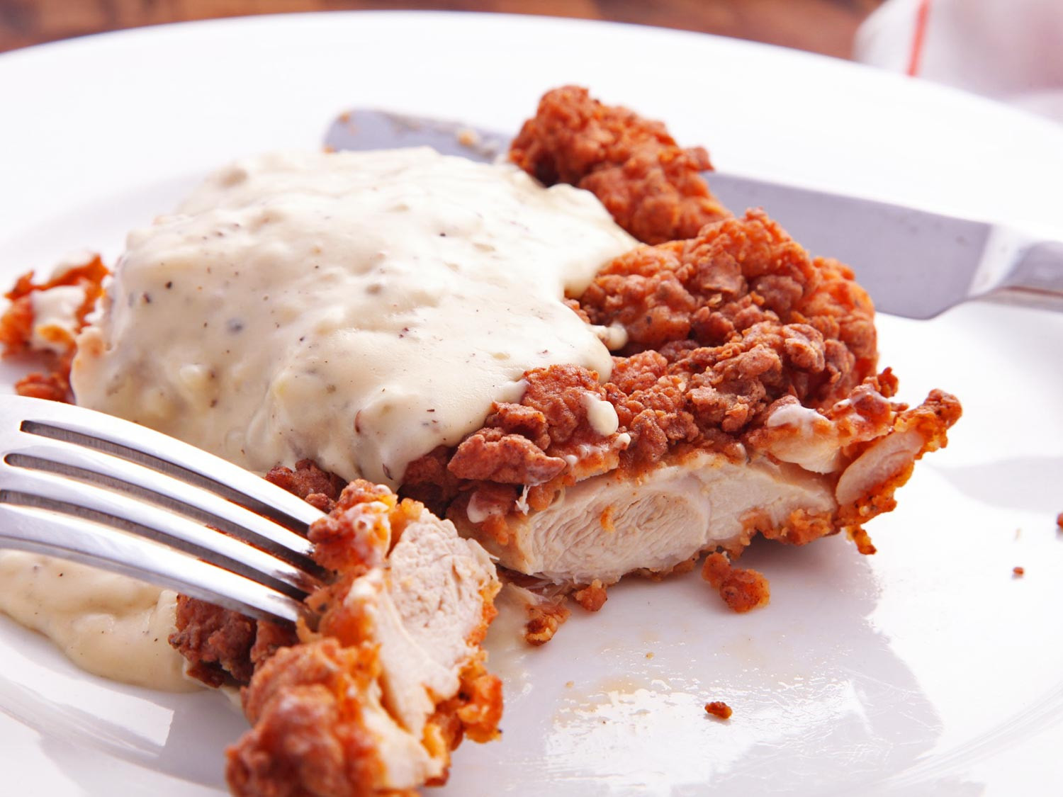 What Is Chicken Fried Chicken  The Food Lab Chicken Fried Chicken Is Country Cooking at