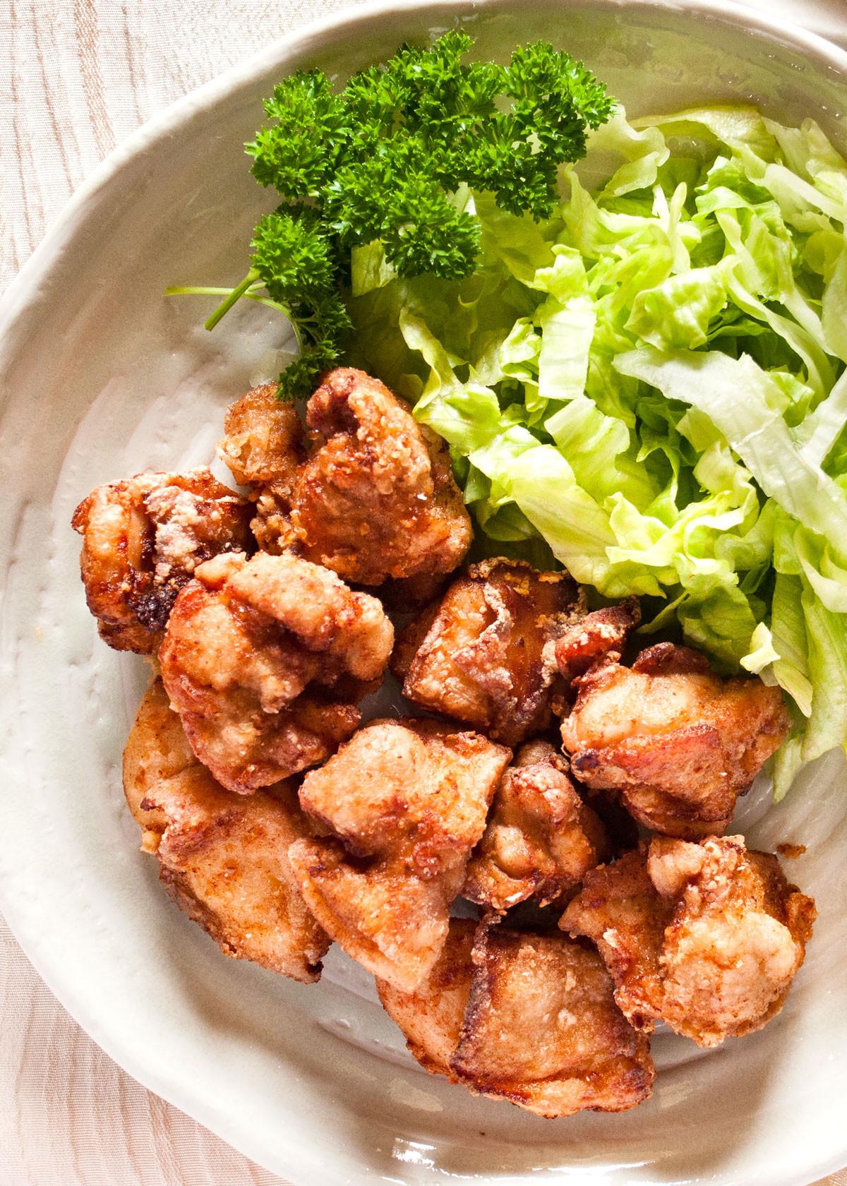What Is Chicken Fried Chicken  Japanese Fried Chicken Karaage