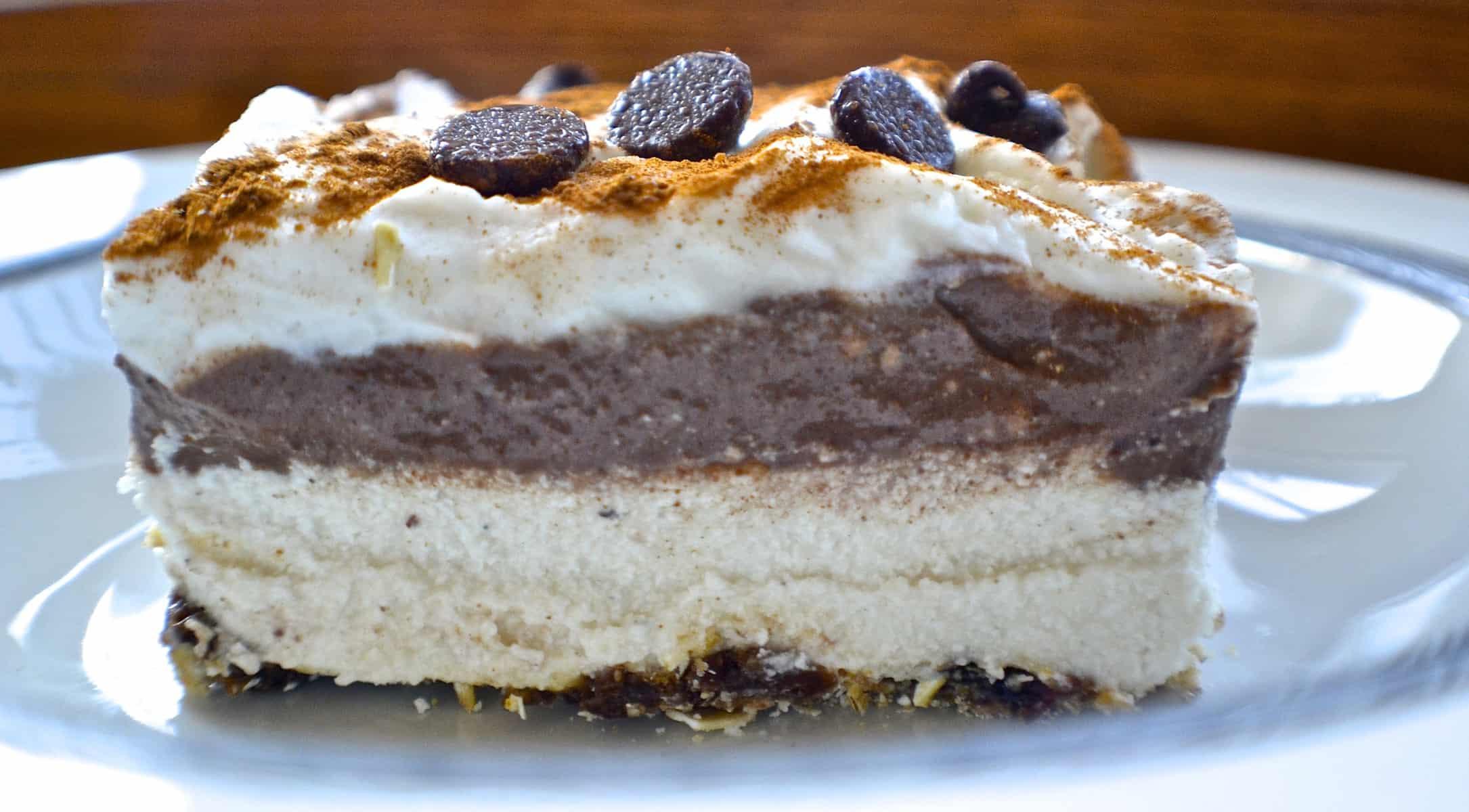 What Is Dessert  The best vegan chocolate dessert recipe ever