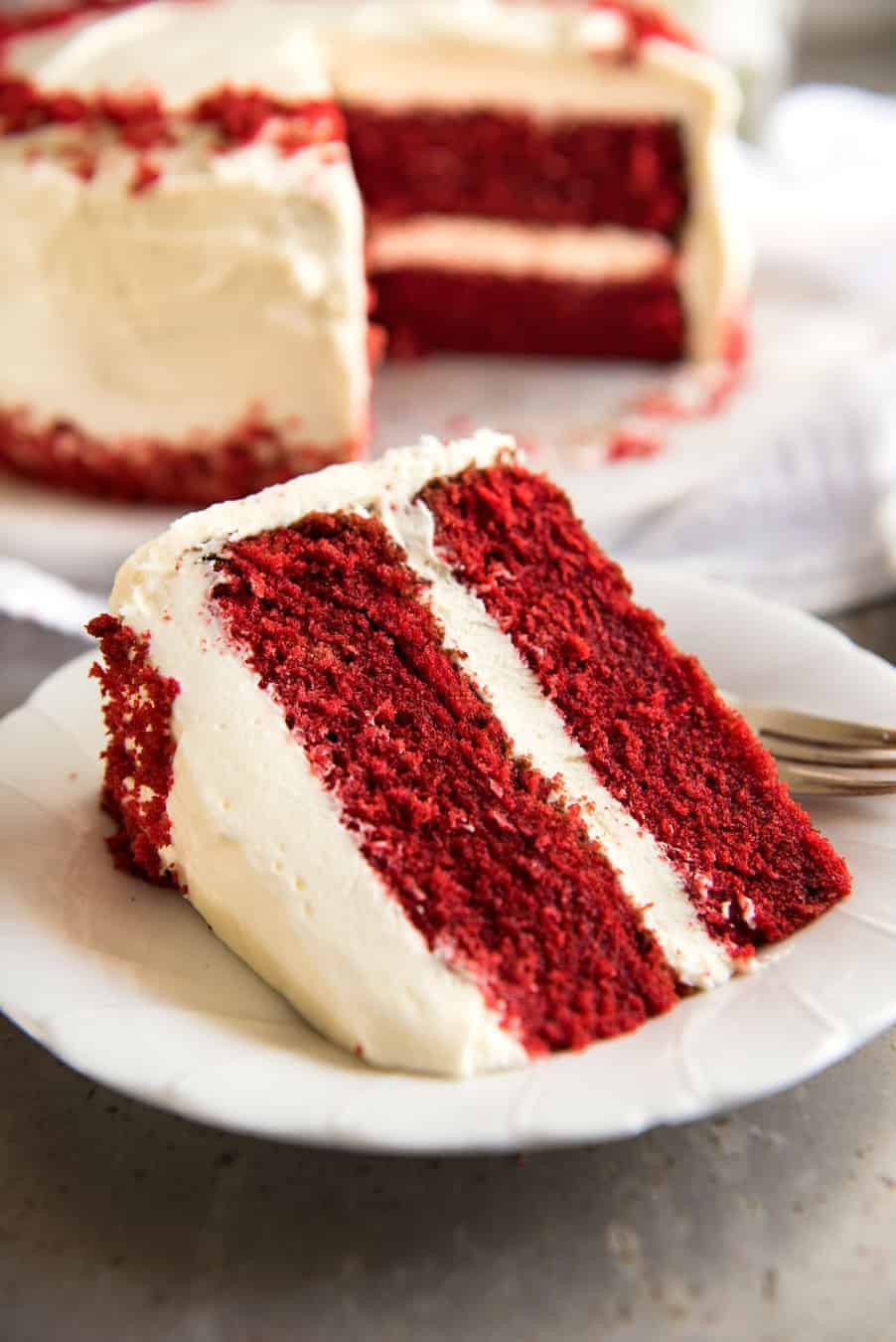 What Is Red Velvet Cake  Red Velvet Cake
