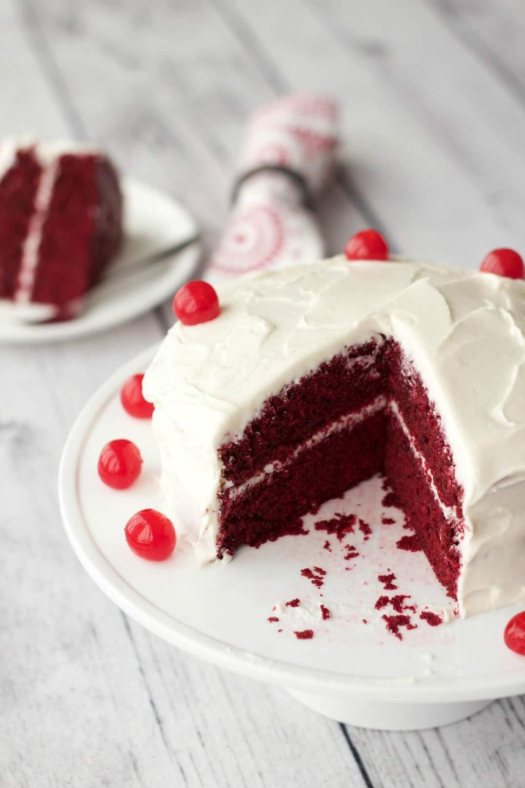 What Is Red Velvet Cake  Vegan Red Velvet Cake Loving It Vegan
