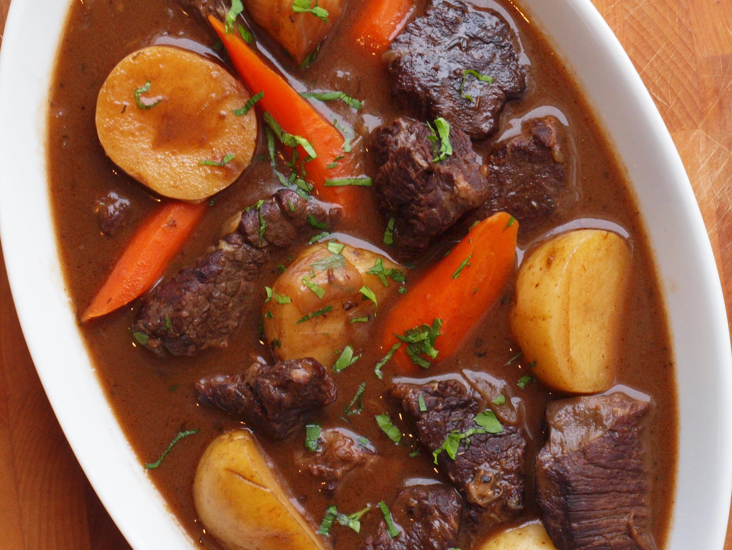 What Is Stew Meat  Vegan Beef Stew – Vegan Cinephile