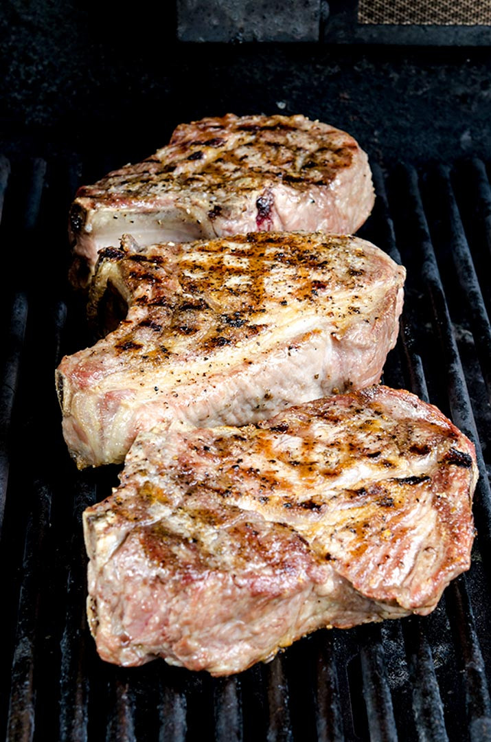 What Temperature To Bake Pork Chops  Grilling Pork Chops to Perfection