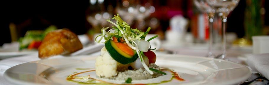 What To Do For Dinner  KRIMI total DINNER Menü in Rinteln