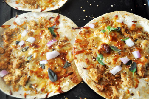 What To Do With Leftover Pork Tenderloin  pork pizza001 – Susiej