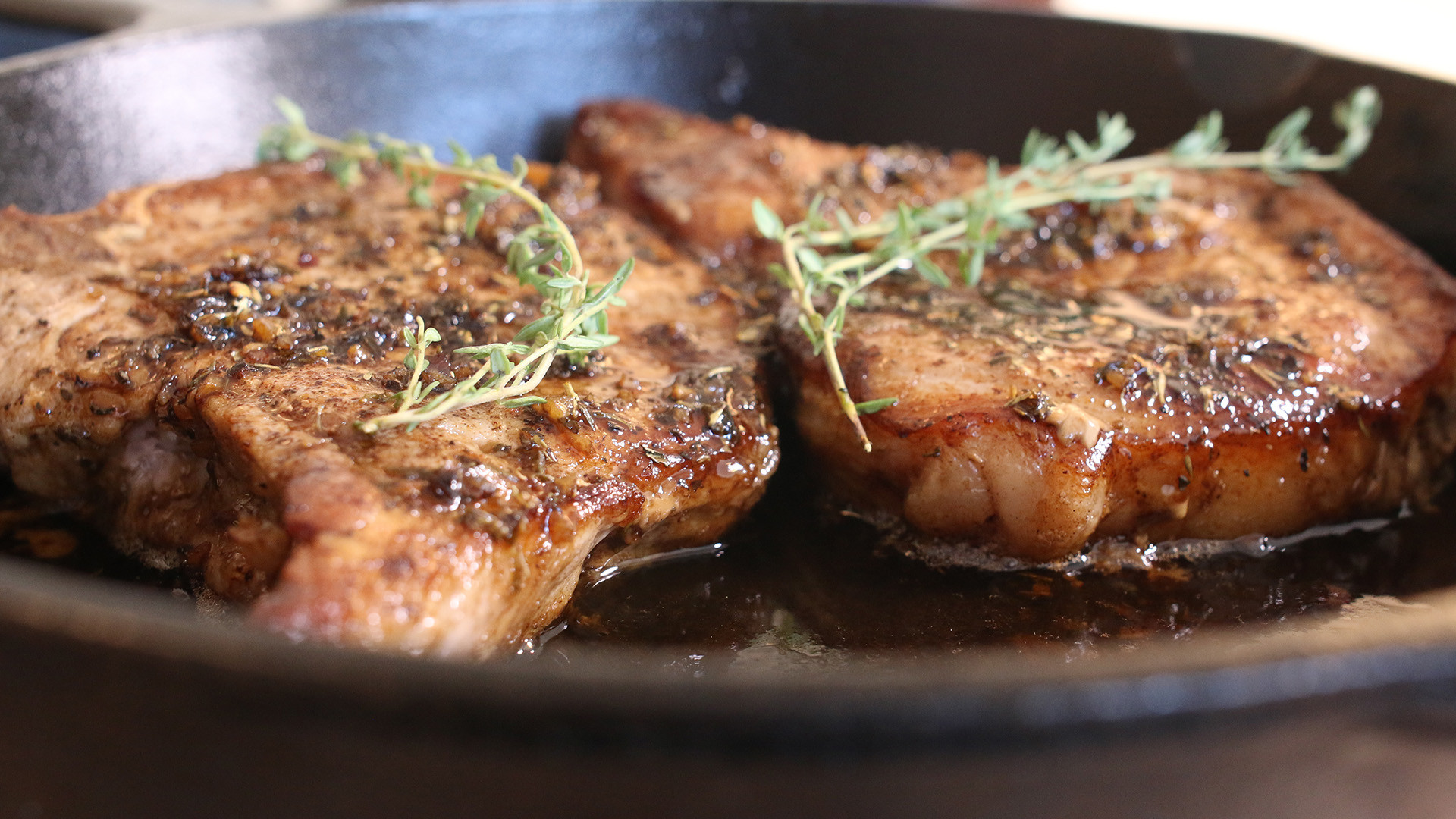 What To Do With Pork Chops  Pork Chops with Sweet and Sour Glaze TODAY