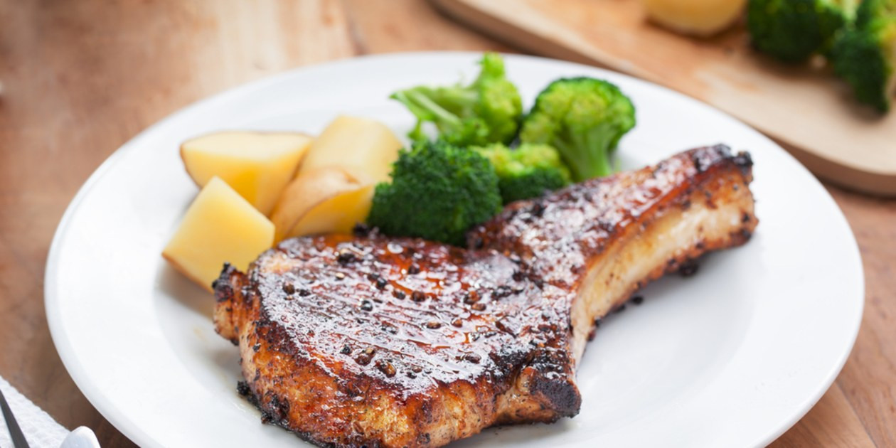 What To Do With Pork Chops  Perfect Pork Chops recipe