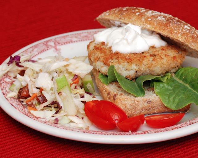 What To Eat With Crab Cakes  Clean Eating Crab Cakes