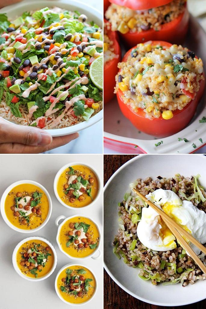 What To Make For Dinner Vegetarian  Ve arian Recipes For Dinner
