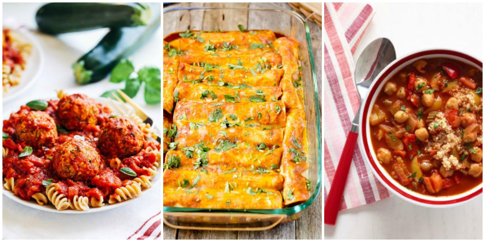 What To Make For Dinner Vegetarian  10 Easy Vegan Dinner Recipes Best Vegan Meal Ideas