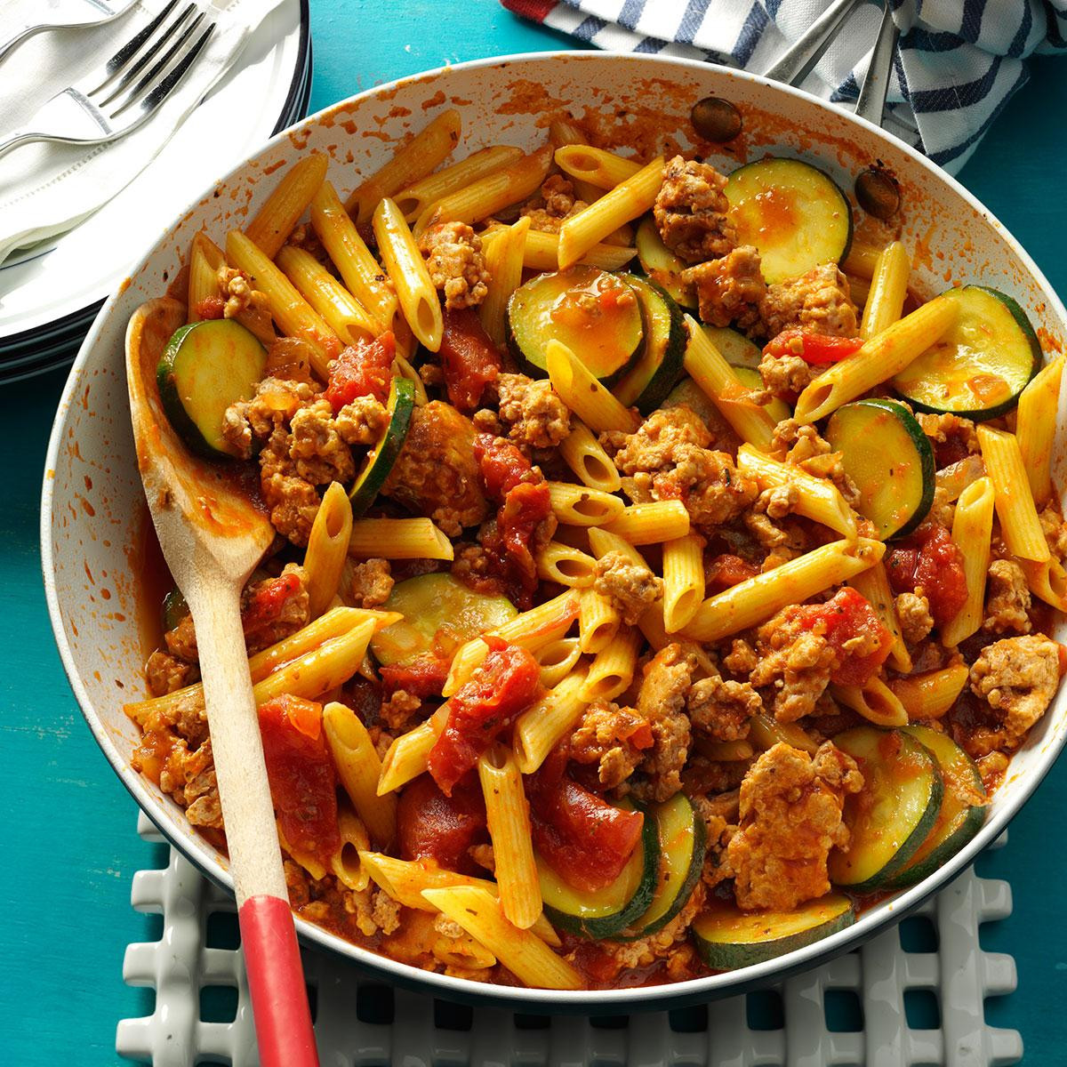 What To Make With Ground Pork  Jiffy Ground Pork Skillet Recipe