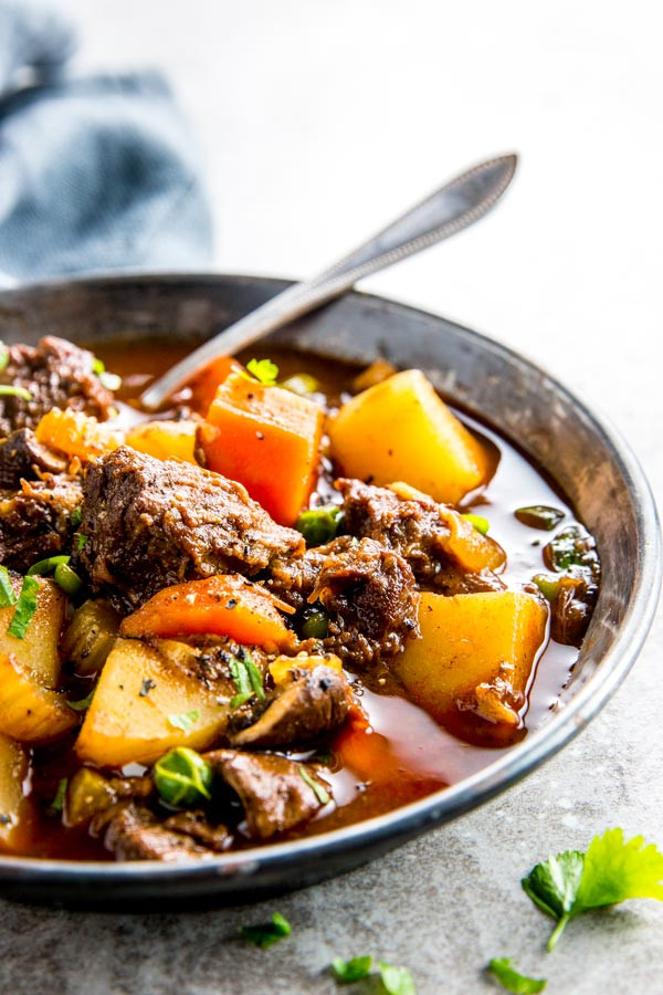What To Serve With Beef Stew  Crock Pot Beef Stew Recipe