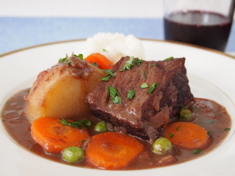 What To Serve With Beef Stew  Cook once and eat many times with this versatile beef