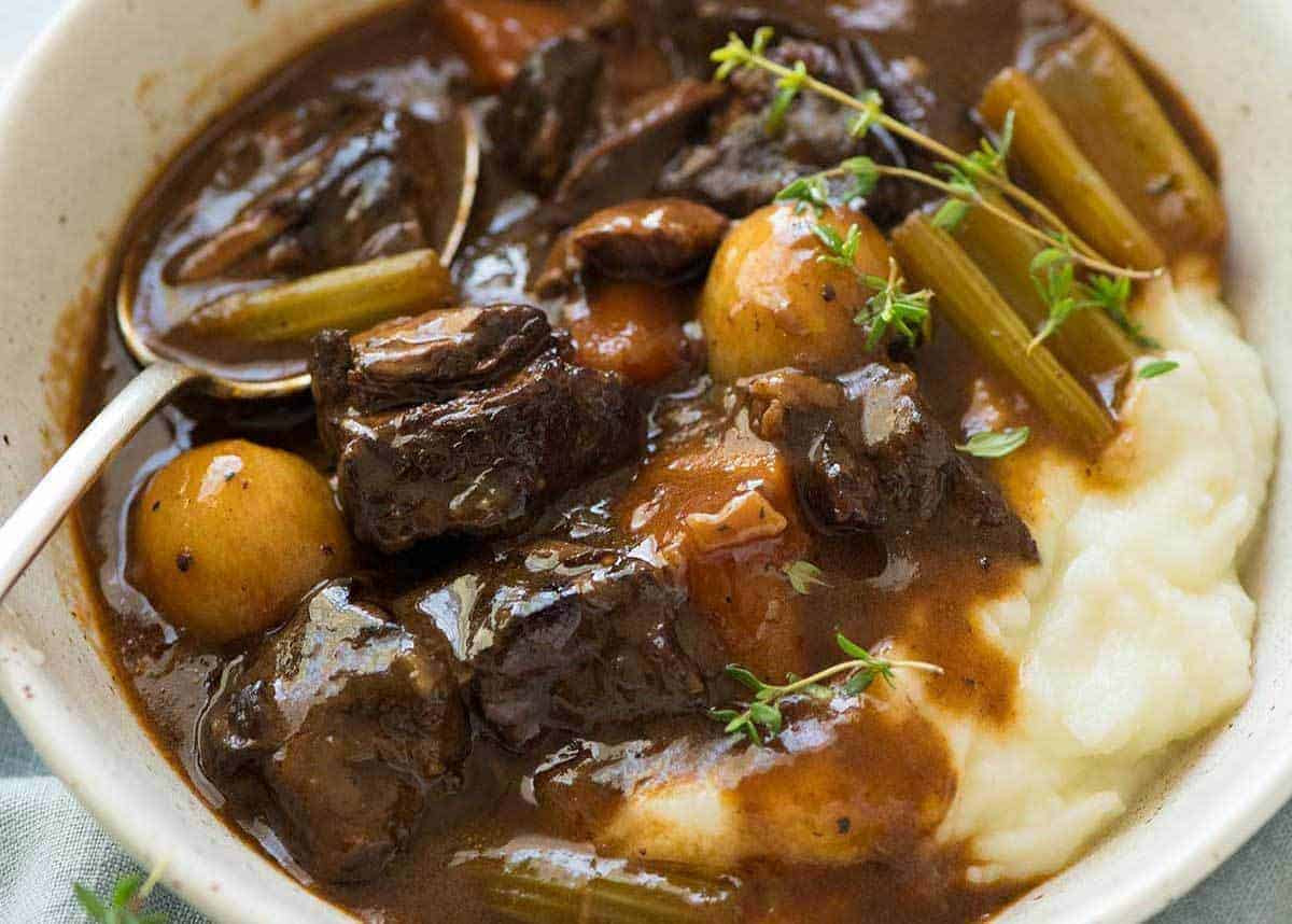 What To Serve With Beef Stew  Beef Stew