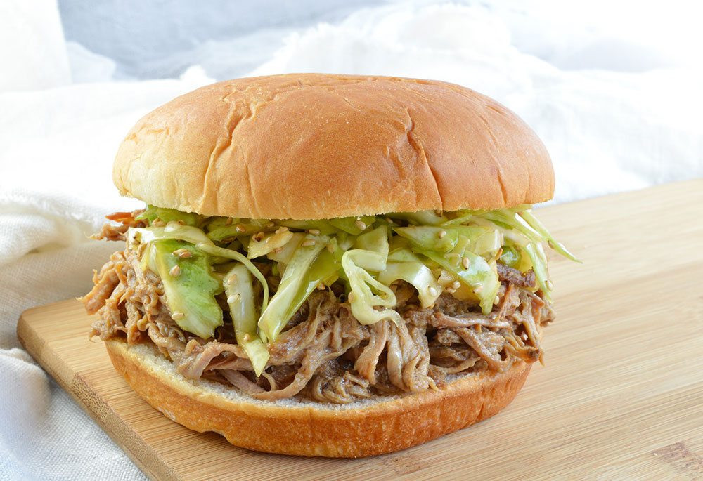 What To Serve With Pulled Pork Sandwiches  Chinese Five Spice Slow Cooker Pulled Pork Recipe